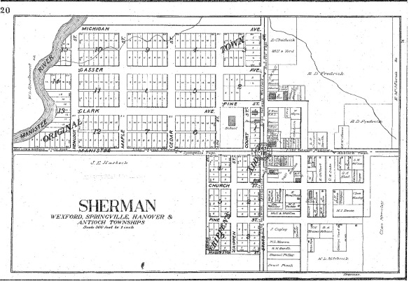 1908-sherman-plat-map