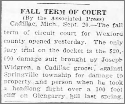 1-battle-creek-enquirer-9-20-1922-lawsuit-st